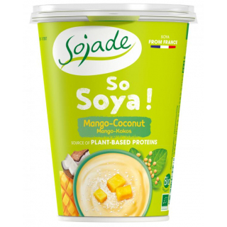 BIO Sojajoghurt Mango Kokos