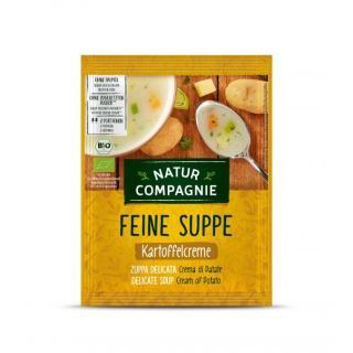 BIO Feine Suppe Kartoffelcreme