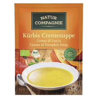 BIO Feine Suppe Kürbiscreme