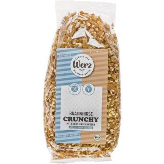 BIO Braunhirse-Crunchy,, 250g