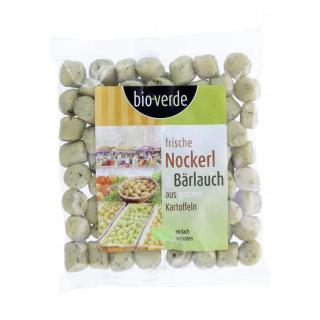 Bärlauch Nockerl     kbA