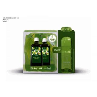 Birken Aktiv Set mit Trinkflasche