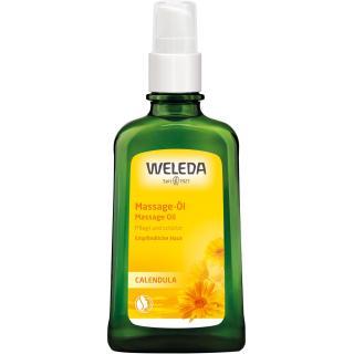 Calendula Massageöl mit Spender