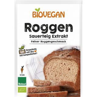 BIO Roggen Sauerteig Extrakt