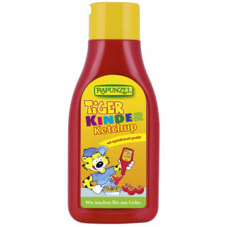 BIO Ketchup Tiger Squeezeflasche