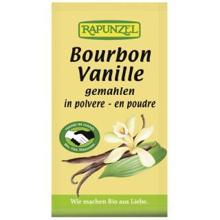 BIO Bourbon Vanille gemahlen
