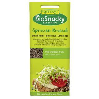BIO Sprossen Broccoli Keimsaat