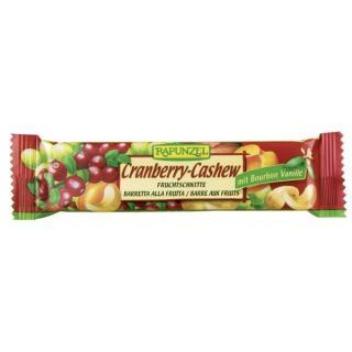 BIO FRUCHTSCHNITTE Cranberry