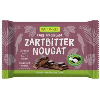 BIO Zartbitter Nougat