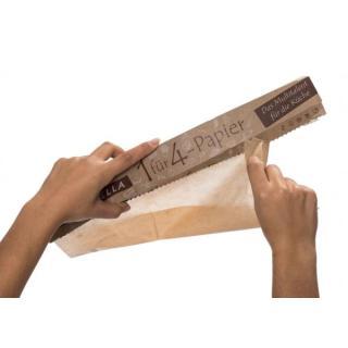 4-in-1 Küchenpapier ungebleicht FSC B=38cm | 8lfm