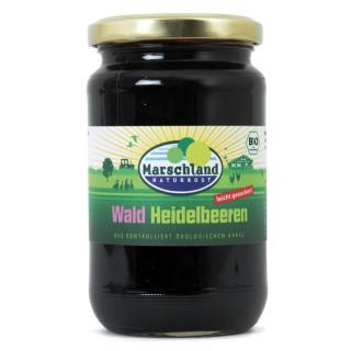 Wald Heidelbeeren