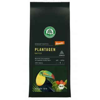 Plantagenkaffee gemahlen  Demeter