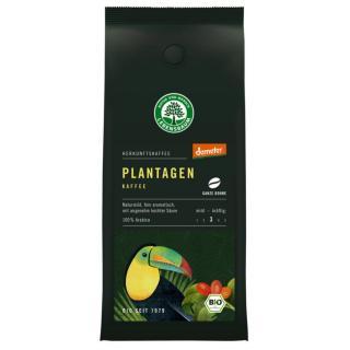 Plantagenkaffee Bohne ganz      Demeter