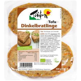 Tofu Dinkel Bratling       kbA