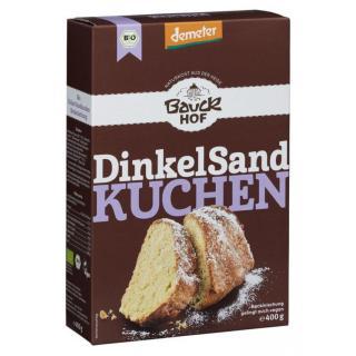 BAK Dinkel-Sandkuchen Backmischung  kbA