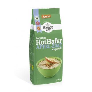 BIO Hot Hafer Apfel Zimt