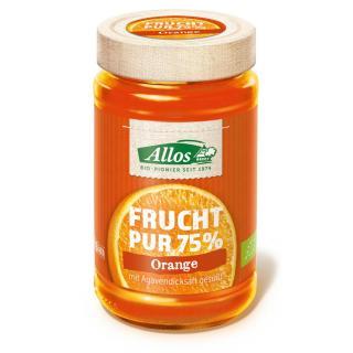 BIO FRUCHT PUR/Orange