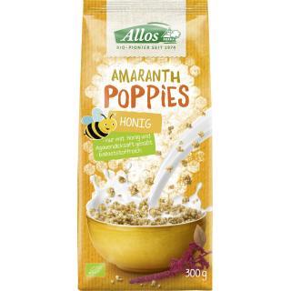 BIO AMARANTH-HONIG-POPPIES