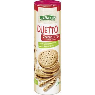 BIO ALO Duetto Zartbitter