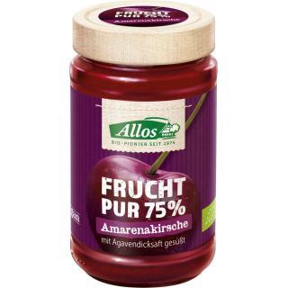 BIO Frucht Pur 75% Amarenakirsche