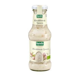 BIO Knoblauch Sauce