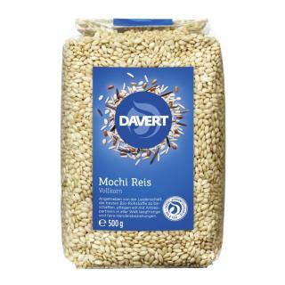 Mochi Reis  Vollkorn  vegan