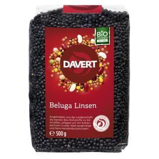 LINSEN-BELUGA, schwarz