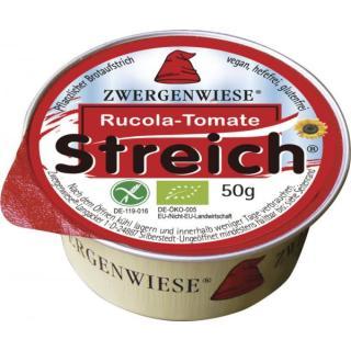 Kleiner Streich Rucola-Tomate
