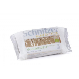 Bio Kerniges Buchweizenbrot, 250 gr Packung