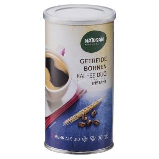 BIO Bohnen-&Getreidekaffee instant