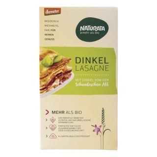 BIO Dinkel Lasagne hell