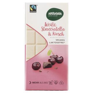 Chocolat Reismilch Stracciatella-Kirsch k.b.A.