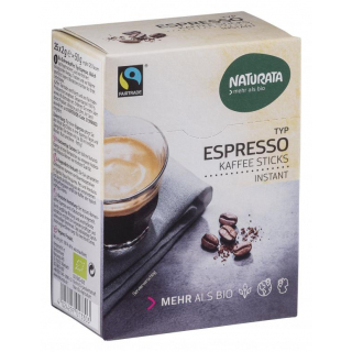 BIO Typ Espresso Kaffee Sticks, instant