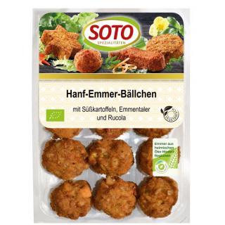 BIO Hanf-Emmer-Bällchen