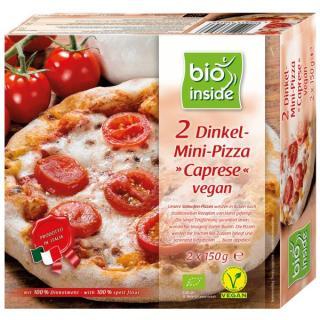 TK Dink.Mini-Pizza Caprese    kbA