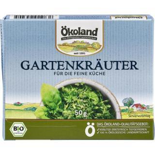 BIO Gartenkräuter
