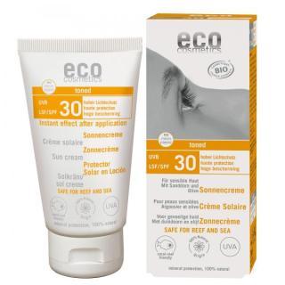 ECOSonnencreme LSF 30 getönt  Bio