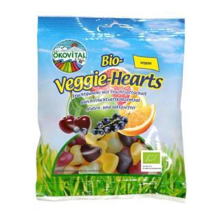 BIO Veggie Hearts