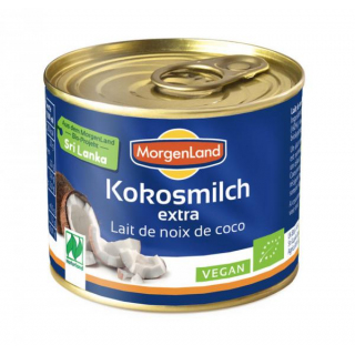 KOKOSMILCH - 22% Fett      kbA
