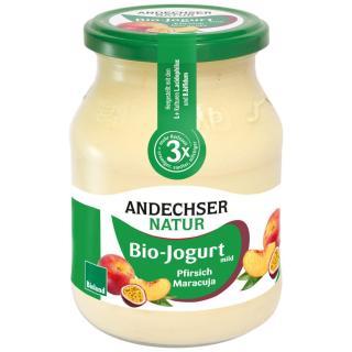 Joghurt Pfirsich   kbA