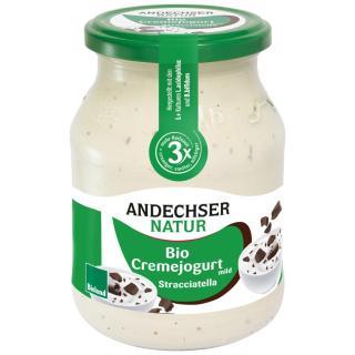 BIO Cremejoghurt Stracciatella