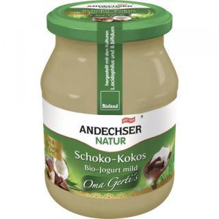 Joghurt Schoko-Kokos  kbA