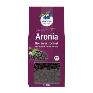 Aronia getrocknet