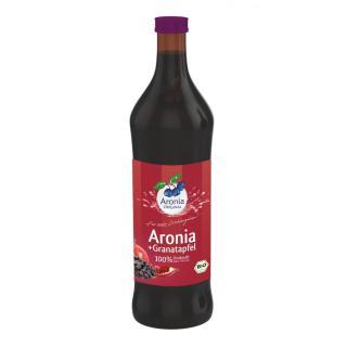 Aronia + Granatapfel Saft  kbA