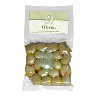 Oliven m.Paprika gefüllt natur