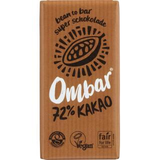 BIO Ombar 72% Kakao
