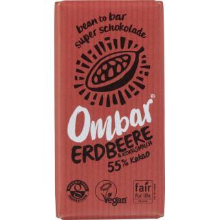 BIO Ombar Erdbeere & Kokosmilch