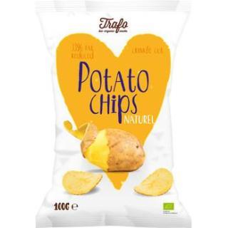 Bio Kartoffel Chips light - gesalzen