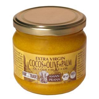 Cocos+Olive+Palmöl extra virgin kbA