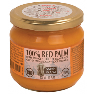 Rotes Palmöl extra virgin